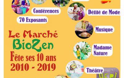 10 ième Festival Bio Zen à Font Romeu les 19, 20 et 21 juillet 2019